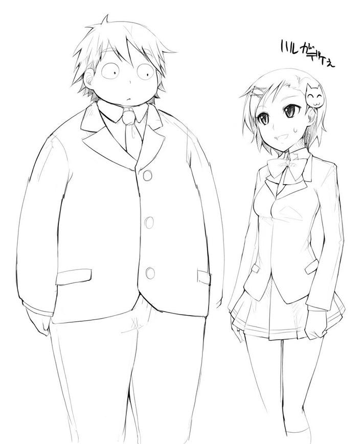 【悲報】アクセルワールドの主人公、実は高身長と判明してしまうwwwwwww