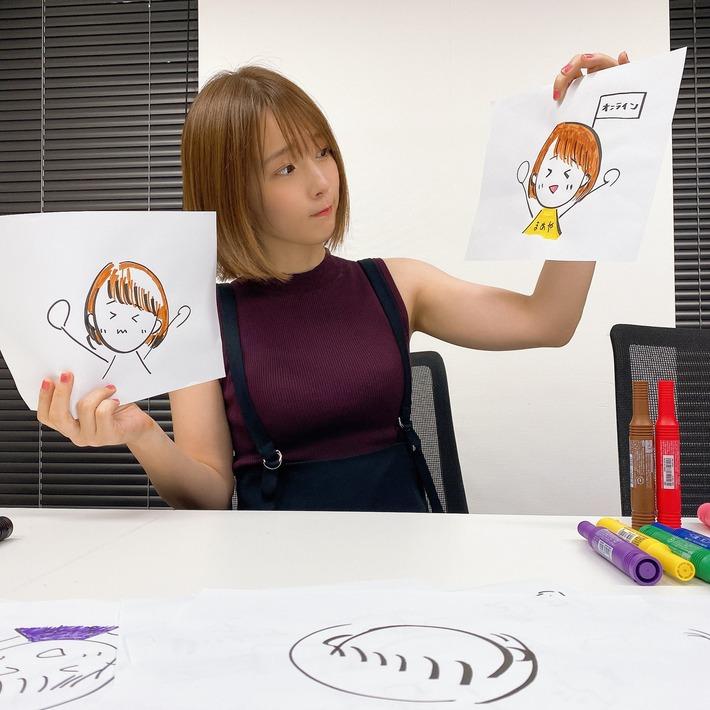 【画像あり】声優・内田真礼さんの二の腕、モチモチえちえちwwwwwww