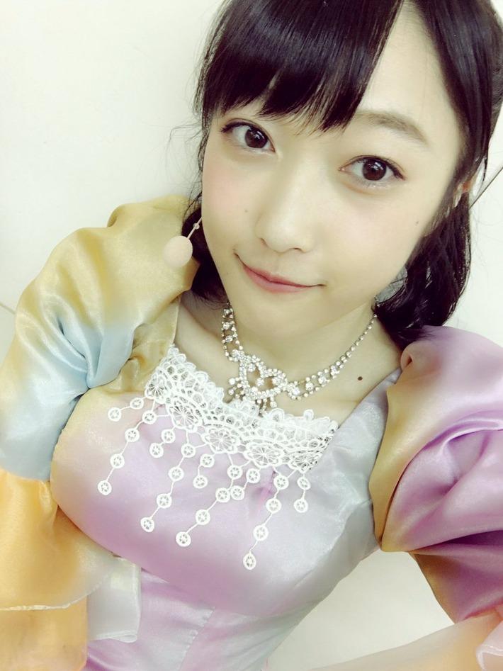 声優アイドル久保田未夢さんの乳袋wwwwwwwwww