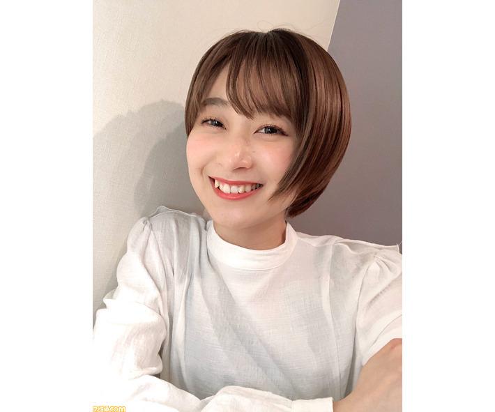 【画像】超美人アイドル声優の山下七海さんがショートにした結果www