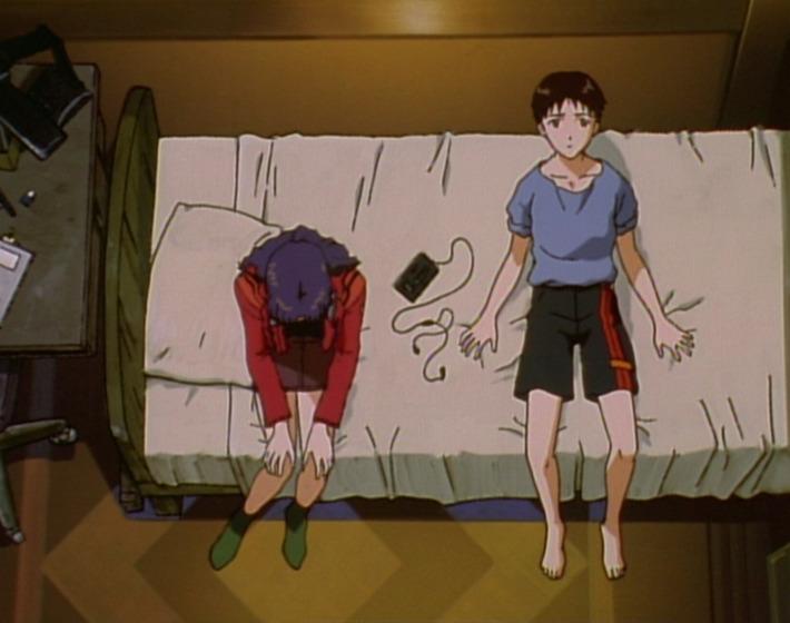 シンジ(14)「やめてよミサトさん!」 葛城ミサト(29)「寂しいはずなのに…女が怖いのかしら」