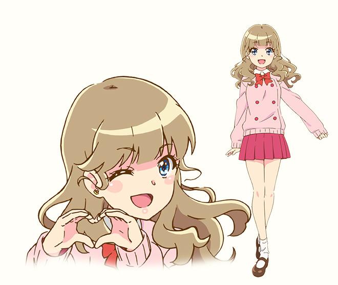 【悲報】女児アニメの女の子、なかなかにエッチすぎるwwwwwww