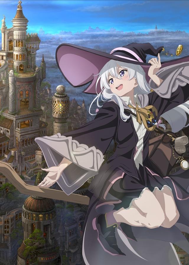 【画像あり】魔女の旅々のイレイナちゃん、おっぱちょが皆無wwww