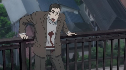 寄生獣 セイの格率 17話 「瀕死の探偵」 257