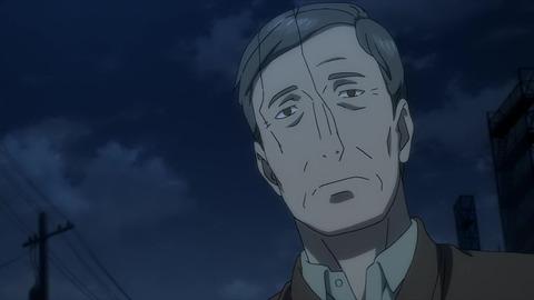 寄生獣 セイの格率 17話 「瀕死の探偵」 027