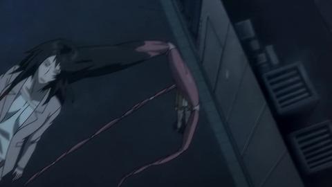 寄生獣 セイの格率 17話 「瀕死の探偵」 028