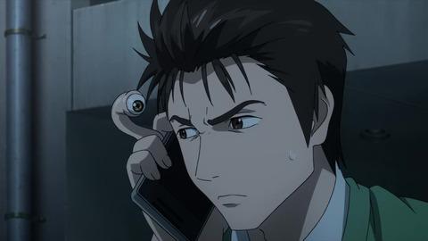 寄生獣 セイの格率 17話 「瀕死の探偵」 154