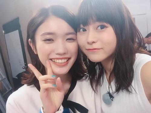 【画像】声優・水瀬いのりちゃんと美山加恋ちゃんのツーショット最高