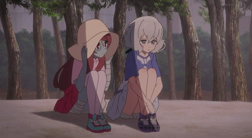 【ゾンビランドサガ】6話感想 昭和と平成のアイドルの違いと2人の死因