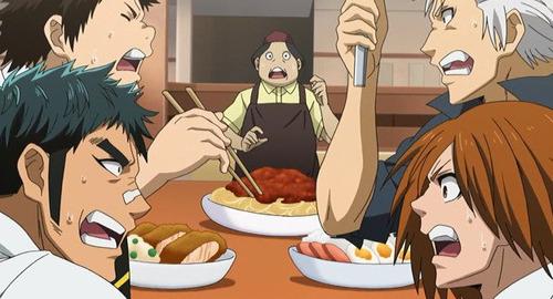 【火ノ丸相撲】11話感想 相撲部はやっぱ食べるな