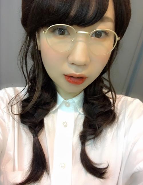 【画像】佐々木未来さんがサブカル女になってしまった・・・