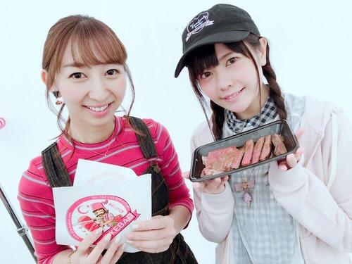 【画像】竹達彩奈さんと飯田里穂さんのツーショットいいですね