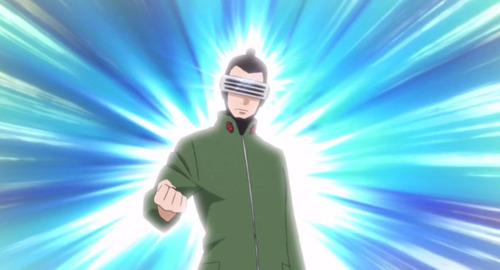 【BORUTO-ボルト-】4話感想 シノは先生になってキャラがほんと変わったな!チョウチョウちゃん中々に好きなキャラだ