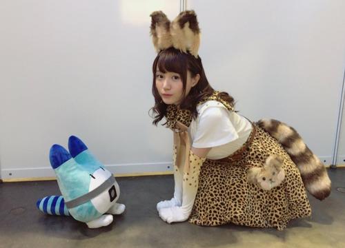 【けものフレンズ】このサーバルちゃん役の尾崎由香さん可愛すぎる