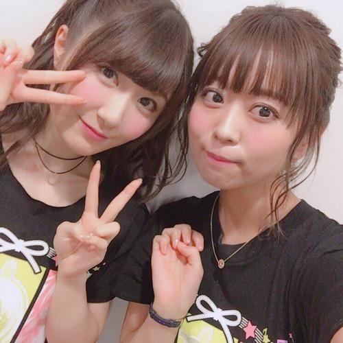 【画像】日高里菜ちゃんと井口裕香ちゃんのツーショットってたまらんよね