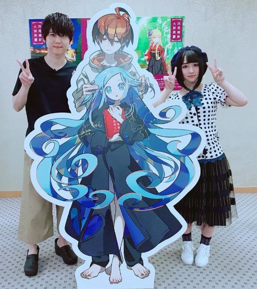 【画像】声優の悠木碧さん、アニメキャラ並みに小さい