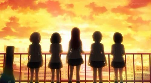 【BanG Dream! 2nd Season(バンドリ2期)】6話感想 やっぱり仲が良い5人のライブは素晴らしい