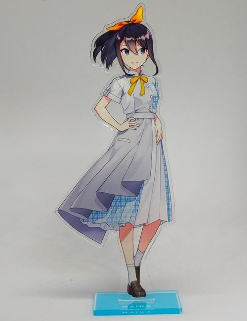 【画像】アクリル製の美少女フィギュアを買ってみたwwwww