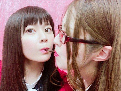【画像】竹達彩奈ちゃんとポッキーゲームしてええええええ