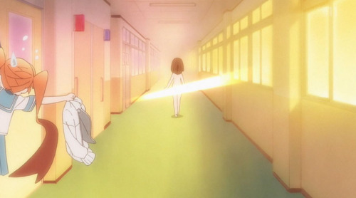 【上野さんは不器用】3話感想 全裸で廊下を歩いてはいけません