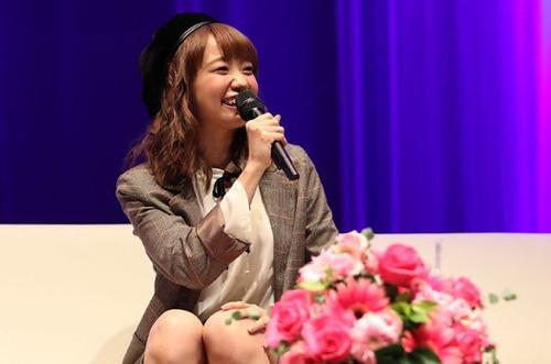声優の大橋彩香ちゃんはかわいい!ほんとにかわいい