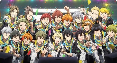 【アイドルマスター SideM】13話(最終回)感想 アイドルアニメの最終回はこうあるべきって感じの締め方で非常に良かった