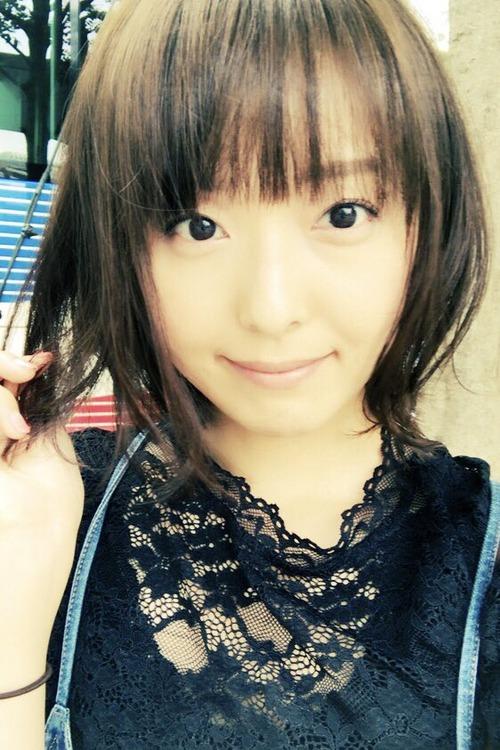 【画像】髪を切った加藤英美里さんもめっちゃかわいいな