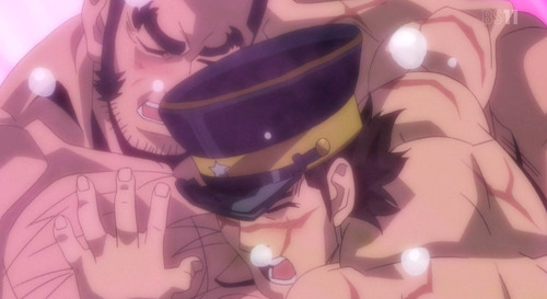 【ゴールデンカムイ第2期】8話(20話)感想 おっさん達の裸と裸のぶつかり合い
