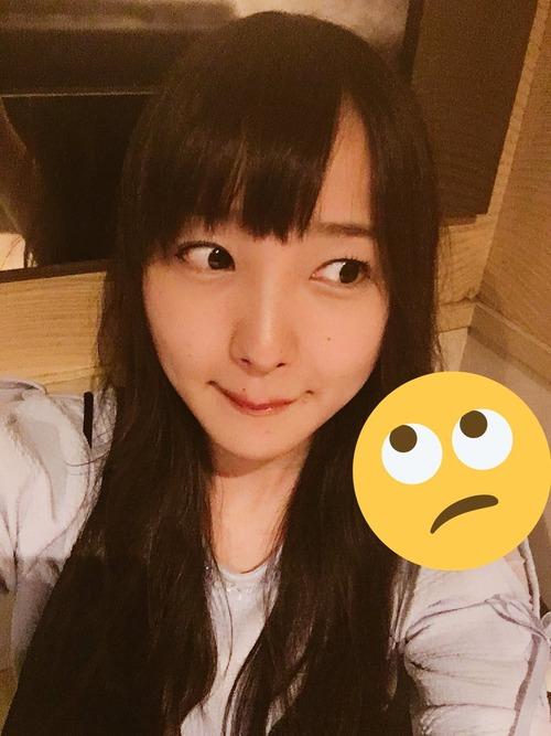 【画像】声優・長久友紀ちゃんは前髪を切っても可愛いな