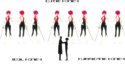 【Cutie Honey Universe】2話感想 キューティーハニーって人間じゃないのっ!?