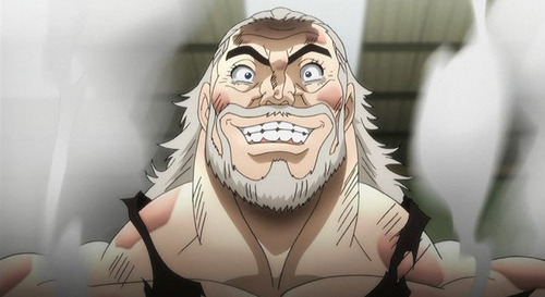 【バキ】8話感想 ドリアン編開幕!手榴弾飲み込むとは凄い人間ポンプ