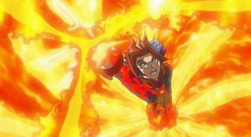 【遊戯王VRAINS】52話感想 SoulburnerとGo鬼塚のデュエル決着