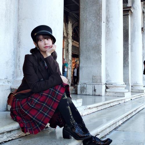 【画像】声優・竹達彩奈がヴェネツィアに