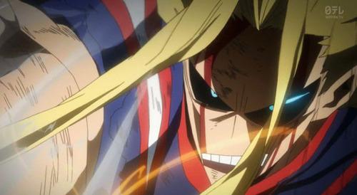 【僕のヒーローアカデミア(第3期)】11話(49話)感想 これがヒーロー・オールマイトの底力