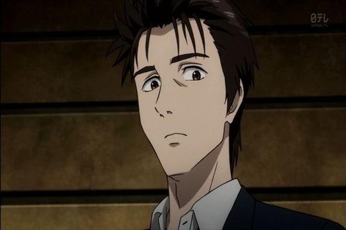 【寄生獣 セイの格率】8・9話感想 島田役に石田彰さんがハマり過ぎなぐらいハマっていて驚いた