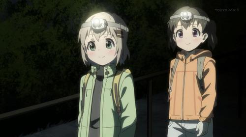 【ヤマノススメ サードシーズン(3期)】1話感想 前作からの流れを意識しながら、また富士山を目指して頑張る期待感みたいなのが伝わってきて良いね