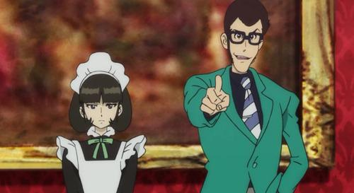 【ルパン三世 PART5】17話感想 緑ジャケットのルパンを存分に感じさせてくれるしびれる展開