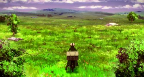 【キノの旅 -the Beautiful World- the Animated Series】12話(最終回)感想 とても素晴らしい再アニメ化ありがとうございました