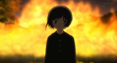 【地獄少女 宵伽(4期)】5話感想 現代で起きた事件によりミチルの過去が・・・