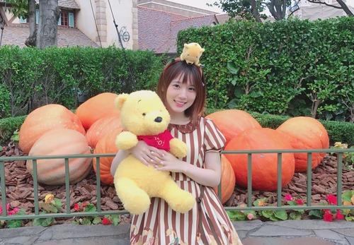 【画像】プーさんを持ってる内田真礼さんマジキュート