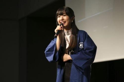 【画像】声優・茅野愛衣さんのはっぴ姿めっちゃかわいいな