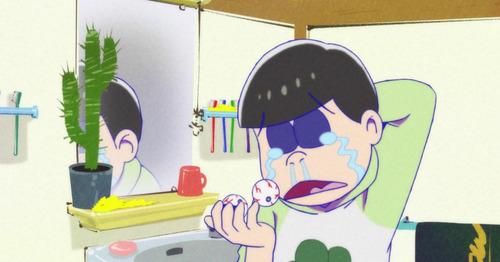 【おそ松さん 第2期】20話感想 花粉症はほんと目玉洗いたくなるよね