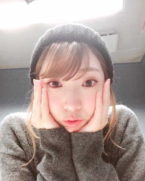 【画像】この井上麻里奈さん、なんとも言えない可愛さだな