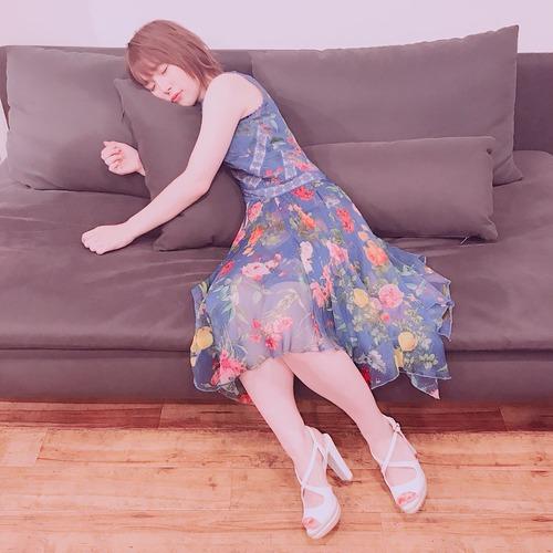 【画像】休憩している内田真礼さんもめっちゃかわいいな