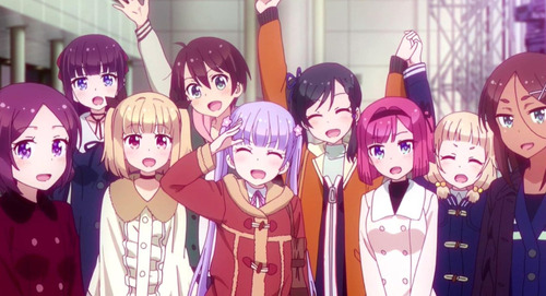 【NEW GAME!!(2期)】12話(最終回)感想 2期も最高に楽しかったです!ありがとうニューゲーム