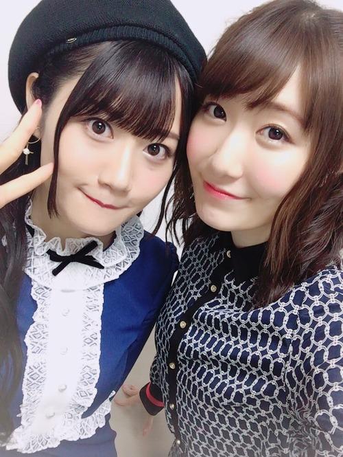 【画像】小倉唯ちゃんと日高里菜ちゃんはほんと天使の可愛さだな