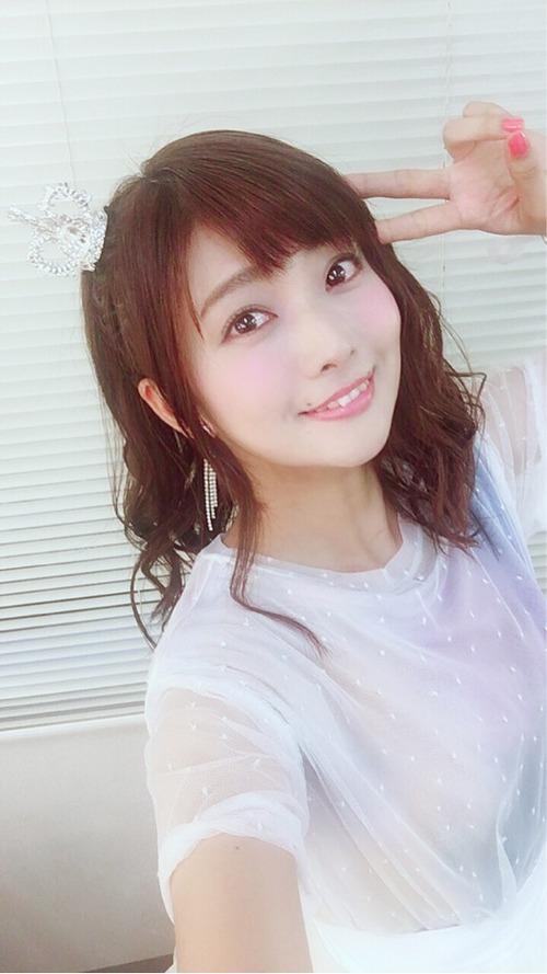 【画像】声優の沼倉愛美さんスケスケのHな服を着てしまう
