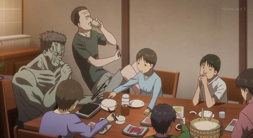 【刻刻】10話感想 佐河が手巻き寿司食べてるのシュールだった