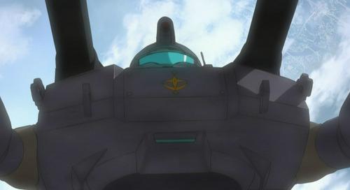 【機動戦士ガンダム THE ORIGIN 前夜 赤い彗星】2話感想 初陣はガンタンク戦