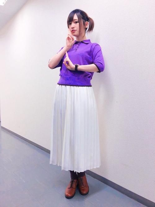 【画像】声優の高橋李依さんが最近可愛く見えてきた